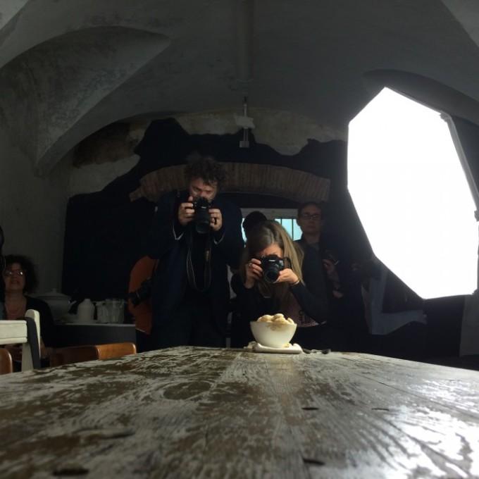 officina di fotografia e cibo – la cucina diCalycanthus