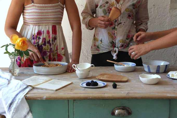 La food blogger, un'artigiana 2.0 ed unasognatrice.