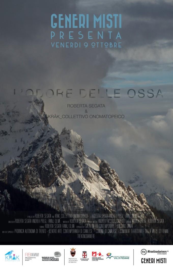 Il bosco di Roberta Segata, Krak e AlessandroGilmozzi